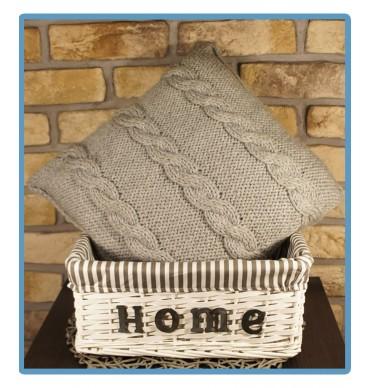 ręcznie robiona poduszka barcelona handmade