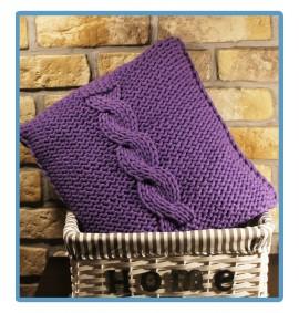 ręcznie robiona poduszka zaragoza handmade