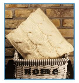 ręcznie robiona poduszka murcia handmade