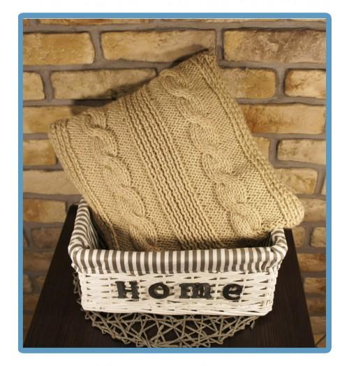 ręcznie robiona poduszka valencia handmade